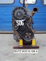 DEUTZ MOTOR F3L-1014 F